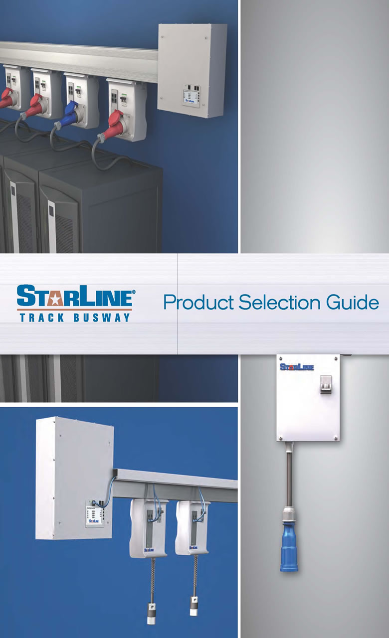 Starline Track Busway Product Selection Guide Strategic
